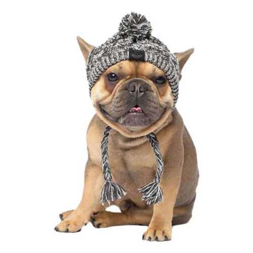 Canada Pooch Polar Pom Pom Dog Hat