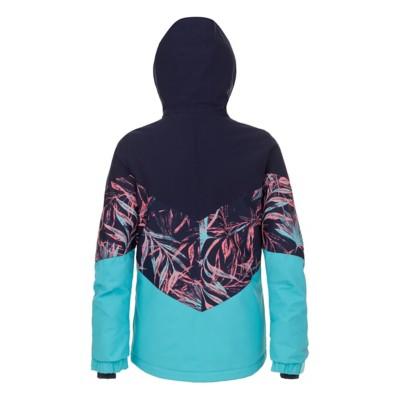 Grade School Girls' O'Neill Coral Jacket