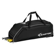 Easton E610W Wheeled Bag BK