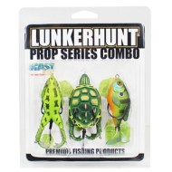 Lunkerhunt Prop Series with Turtle Combo