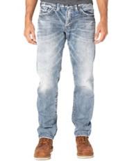 Men's Silver Jeans Eddie Jean
