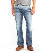 Men's Silver Jeans Craig Easy Bootcut Jeans