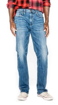 Men's Silver Jeans Grayson Easy Straight Jean