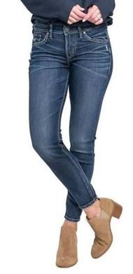 Women's Silver Jeans Avery Skinny Jean