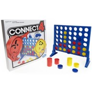 Connect 4 Grid Board Game