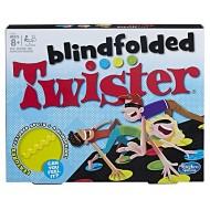 Hasbro Blindfolder Twister Board Game