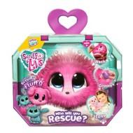 Scruff-a-Luv Pink Plush