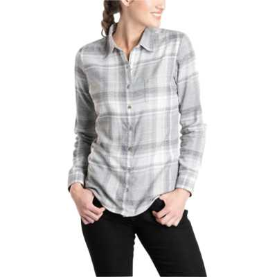 Women's Kuhl Kamila Flannel Shirt