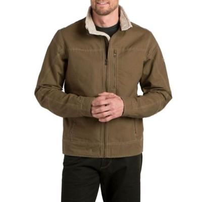Men's Kuhl Burr Lined Jacket