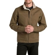 Men's Kuhl Burr Lined Jacket