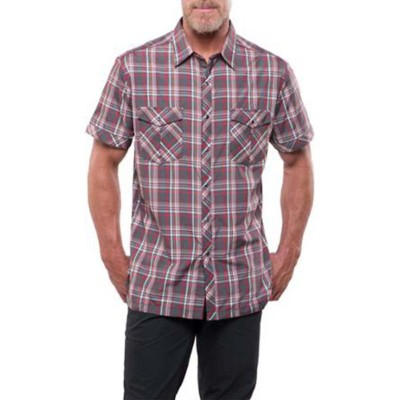Men's Kuhl Konquer Short Sleeve Shirt' data-lgimg='{
