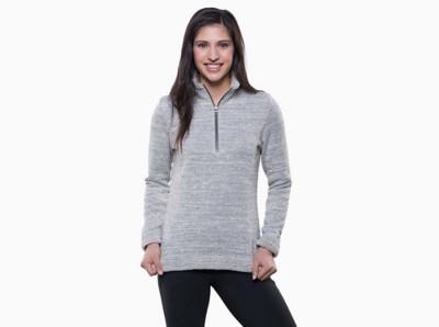 Women's Kuhl ALong Sleeve Shirtka 1/4 Zip