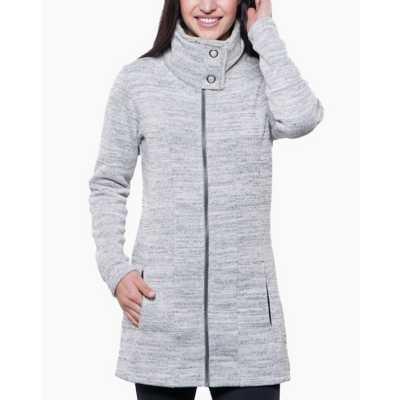 Women's Kuhl Alska Long Jacket