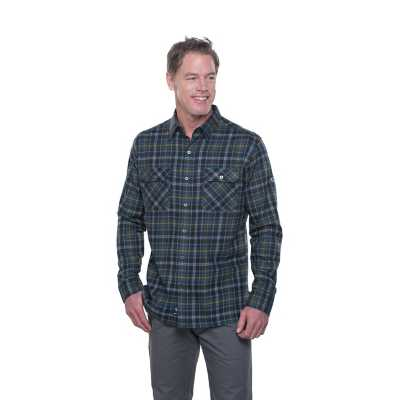 Men's Kuhl Dillingr Long Sleeve Shirt