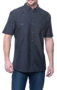 Men's Kuhl Reklaimr Short Sleeve Shirt