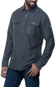 Men's Kuhl Descendr Long Sleeve Shirt