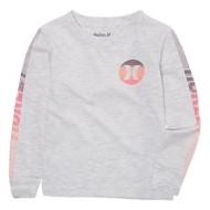Grade School Boys' Hurley Icon Long Sleeve T-Shirt