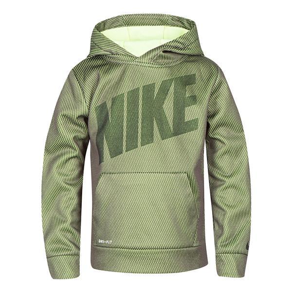 00110aea097f Preschool Boys  Nike Mesh Fleece Therma Fit Pullover Hoodie ...
