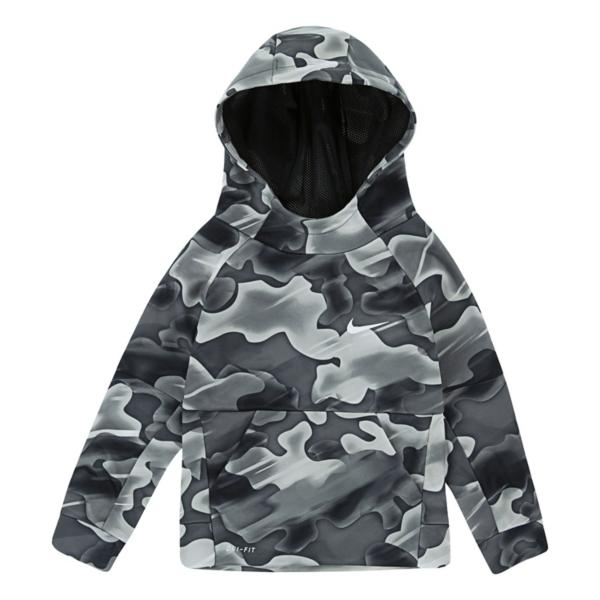 143469fbd996 Toddler Boys  Nike Therma Fit All Over Print Pullover Hoodie