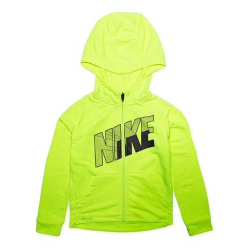 Boys' Nike Dry Dom Graphics Full Zip Sweatshirt