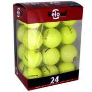 PG A-Grade Colored Recycled Golf Balls