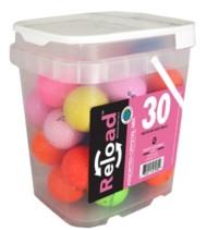 PG A-Grade Optic/Crystal Mix Recycled Golf Balls