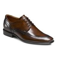 Men's Ecco Cairo Apron Toe Tie Shoes