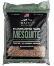 Traeger Mesquite Hardwood Pellets