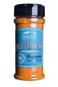 Traeger Mediterranean Shake