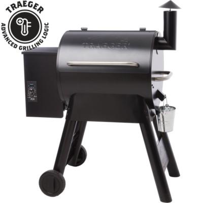 Traeger Pro Series 22 Wood Pellet Grill - Blue