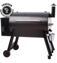 Traeger Pro Series 34 Wood Pellet Grill - Blue