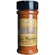Traeger Realtree Big Game Rub