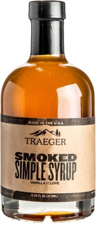 Traeger Smoked Simple Syrup Mix