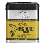 Traeger Fin and Feather Rub