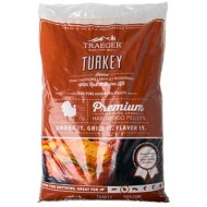 Traeger Turkey Pellet Blend with Brine Kit
