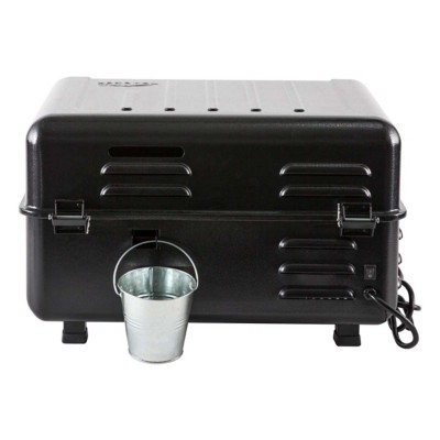 Traeger Town and Travel Series Ranger Wood Pellet Grill - Black