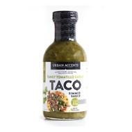 Urban Accents Tangy Tomatillo Garlic Taco Simmer Sauce