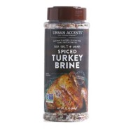 Urban Accents Spiced Turkey Brine