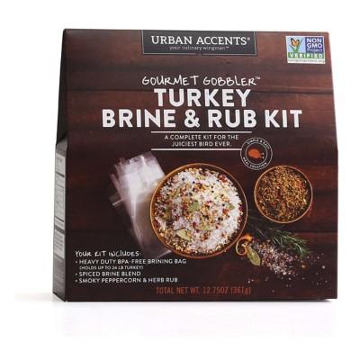 Urban Accents Gourmet Gobbler Turkey Brine Kit