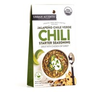 Urban Accents Jalapeno Chile Verde Chili Seasoning
