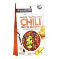 Urban Accents Savory Pumpkin Spice Chili Seasoning