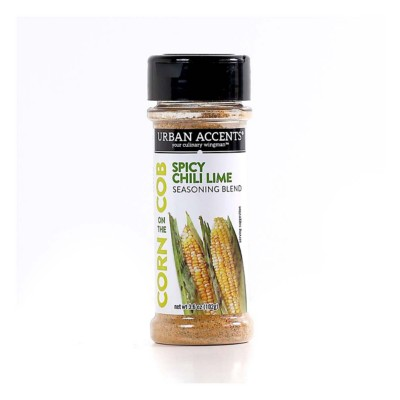 Urban Accents Spicy Chili Lime Corn On The Cob Seasoning