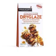 Urban Accents Mandarin Ginger Dryglaze Seasoning
