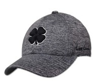 Men's Black Clover Lucky Heather Fitted Cap