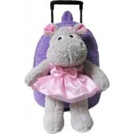 Kreative Kids Hippo Roller Bag