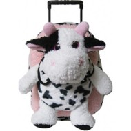 Kreative Kids Spotted Cow Roller Bag