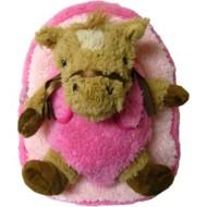 Kreative Kids Pink Horse Backpack