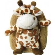 Youth Kreative Kids Plush Giraffe Backpack