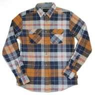 Men's Ocean Current Crockett Flannel