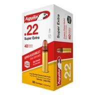 Aguila 22LR HVSP 40gr 50/Box